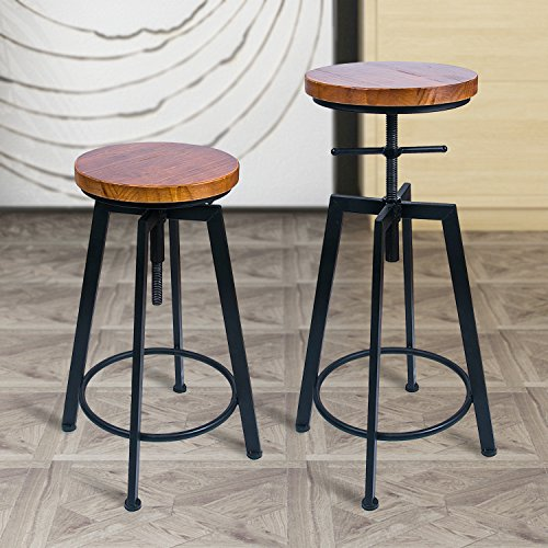 ANXITIEGONGYI Best Bar Stools/Chairs For Bistro Pub