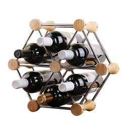 Hundred-Variable Styling, Arbitrary Assembly of Classic Style Bottle Wine Racks-Perfect Bars, Ce ...