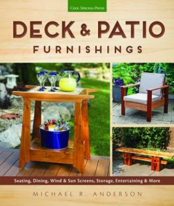Deck & Patio Furnishings: Seating, Dining, Wind & Sun Screens, Storage, Entertaining &am ...