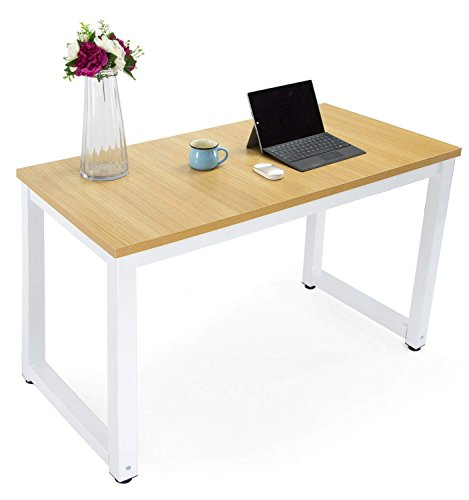 Simple Modern Office Desk Portable Computer Desk Home: Computer Office Desk Easy Assembly Modern Simple Style