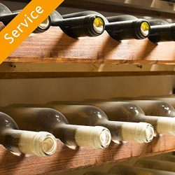 Wine Rack Assembly – Up to 96 Bottles
