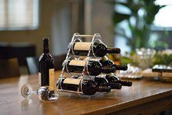 Wine Rack Acrylic Wine rack Square wine rack luxury wine rack Lubite wine rack wine stoarge wine ...