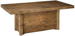 Ashley Furniture Signature Design – Sommerford Dining Room Table – Casual – Re ...