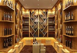 LFEEY 9x6ft Wine Cellar Bar Backdrop for Photos Parties Events Business Photo Booth Wallpaper Ur ...