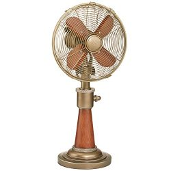 Oscillating Electric Table Fan for Cooling Your Home, Office, Kitchen, Table, and Bedroom Fast & ...