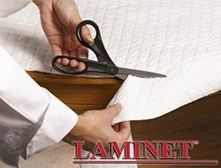 LAMINET – Deluxe Cushioned Heavy-Duty Customizable Quilted Table Pad – 52″ x 1 ...