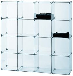 Econoco Tempered Glass for Cubbies (Pack of 10)