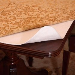 LAMINET Deluxe Cushioned Heavy Duty Table Pad, 52″ X 120″