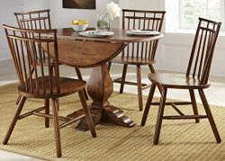 Liberty Furniture Creations II Round Table ONLY (38-CD-ROS) Tobacco, W42 X D42 X H30