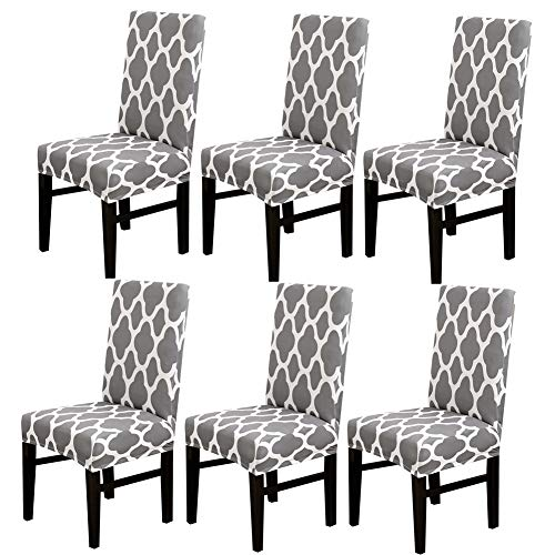 Dining Room Chair Back Covers: MIFXIN Chair Cover Set High Back Chair Protective Cover