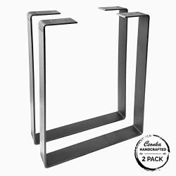 2 Pack – (1.5″ Wide – 3/16″ Thick Metal) (Size Range: 8-12″L x 8-2 ...