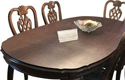 Table Pads for DINING ROOM TABLE Custom Made, TOP of the Line, PREMIUM Quality Table Pads with L ...