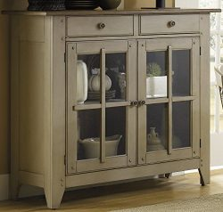Liberty Furniture Industries 541-SR5043 Al Fresco Dining Server 50″ x 18″ x 43″ ...