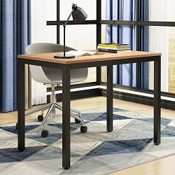 "Need Computer Desk- 39 3/8"" Length Computer Table for Small Space Writing Desk Gaming Desk ..."