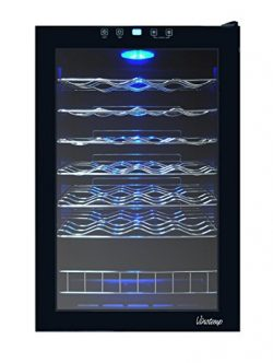 Vinotemp 48-Bottle Touch Screen Wine Cooler