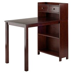 Winsome Wood 94742-WW Tyler Dining, Walnut
