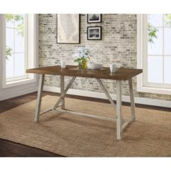 Better Homes and Gardens Collins Rectangular Dining Table