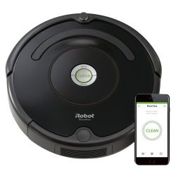 iRobot Roomba 675 Robot Vacuum-Wi-Fi Connectivity, Works with Alexa, Good for Pet Hair, Carpets, ...