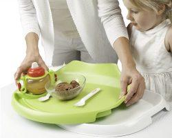 Bambinos Tidy Table Tray, Green