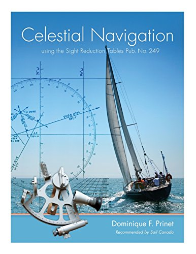 "Celestial Navigation: Using the Sight Reduction Tables from ""Pub. No 249"""