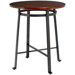 Ball & Cast HSA-1002T Bar Table, Rustic Brown