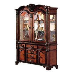 ACME AC-04079 Hutch & Buffet Cherry