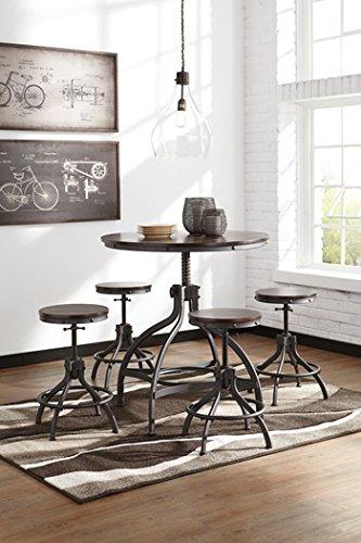 Ashley Furniture Signature Design Odium Counter Height