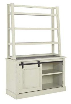 Ashley Furniture Signature Design – Jonileene Home Office Hutch – Hutch Only – ...