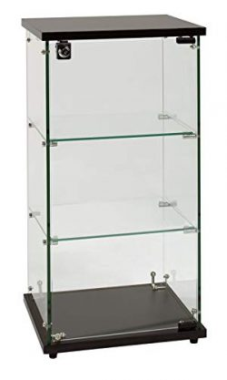 SSWBasics Infinity Countertop Display Case (Ready to Assemble) – 12-1/4″W x 14-1/4&# ...