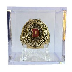 Display Case for Championship Ring (2 Cases)