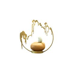 New Chinese Decoration Creative Home Living Room Entrance Study Ceramic Bird Hotel Personality W ...