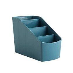 Ktyssp Storage Holder Makeup Organizer Bathroom Basket Desktop Storage Box Drawer Plastic Cosmet ...