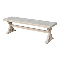 International Concepts BE-6015T Canyon Bench
