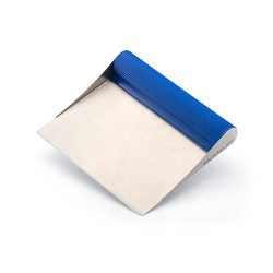 Rachael Ray Tools & Gadgets Stainless Steel Bench Scrape, Blue
