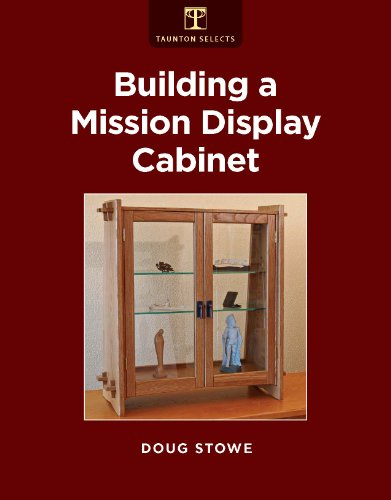 Building a Mission Display Cabinet