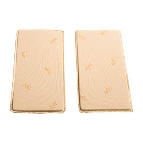 M&D 0001 Lipo Side Foam Lateral Protectors Liposuction Boards | Tabla Abdominal Beige
