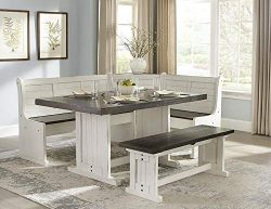 Sunny Designs Carriage House Breakfast Nook Set