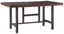 Signature Design by Ashley Kavara Dining Tables, 36.00″ W x 60.00″ D x 30.00″  ...
