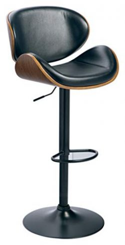 Signature Design By Ashley – Bellatier Tall Upholstered Swivel Barstool – Contempora ...