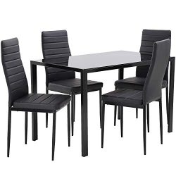 Dining Table Set Dining Room Table Set Dinner Table Dinette Sets for Small Spaces Dinning Table  ...