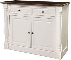 Crosley Furniture Shelby Buffet – White