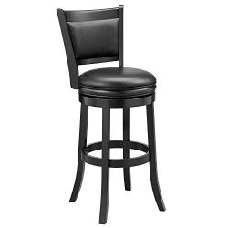 Ball & Cast Bar Stool, 29″, Black