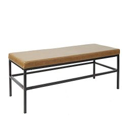 Silverwood Bench, Cognac