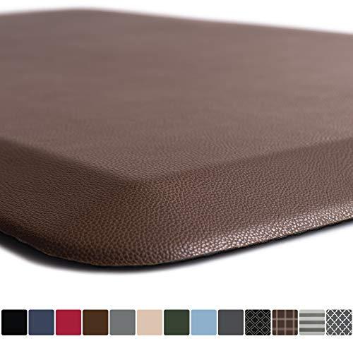 GORILLA GRIP Original Premium Anti-Fatigue Comfort Mat, Phthalate Free, Ships Flat, Ergonomicall ...