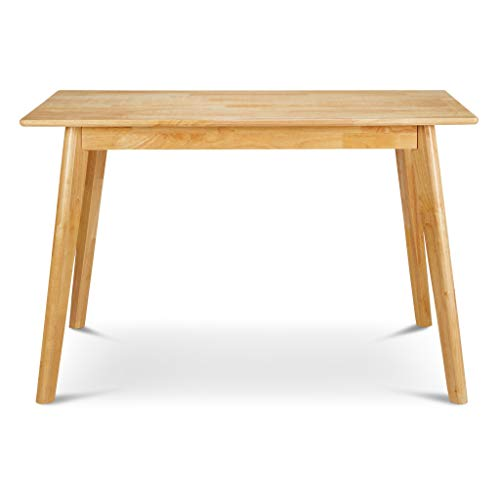 PJ Wood Kitchen Dining Table – Natural
