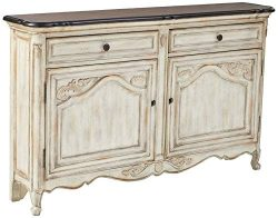 Stein World Furniture Gentry Sideboard, Antique Dustry Linen
