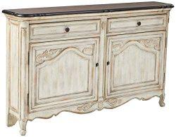 Stein World Furniture Gentry Sideboard, Antique Dustry Linen